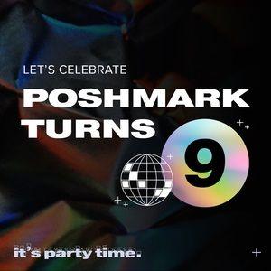 Virtual Poshmark 9th Birthday Party